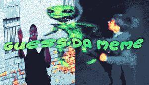 Guess Da Meme cover