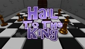 Hail To The King cover