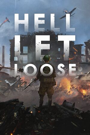 Hell Let Loose cover