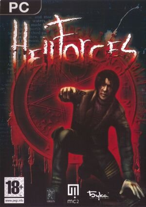 Hellforces cover