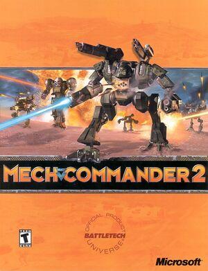 MechCommander 2 cover