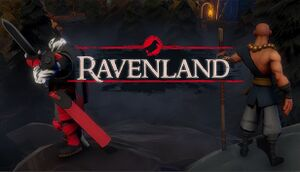 Ravenland cover