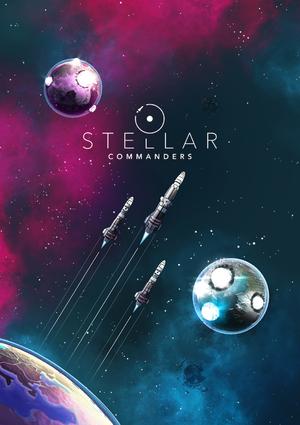 Stellar Commanders cover