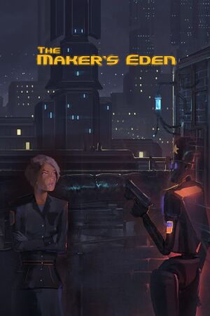 The Maker's Eden cover