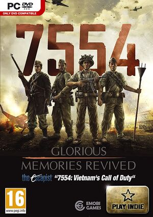 7554: Glorious Memories Revived cover