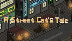 A Street Cat's Tale : support edition cover