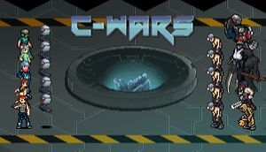C-Wars cover
