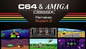 C64 & AMIGA Classix Remakes Sixpack 2 cover