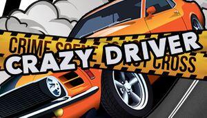 Crazy Driver cover