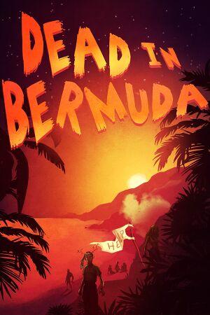 Dead in Bermuda cover