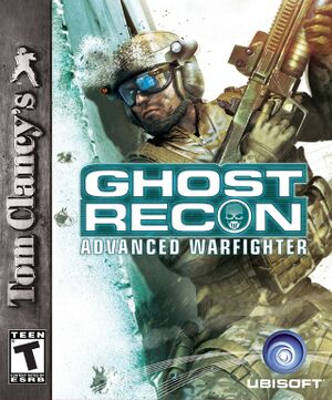 Tom Clancy's Ghost Recon Advanced Warfighter cover