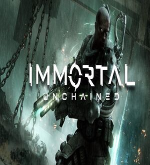 Immortal: Unchained cover