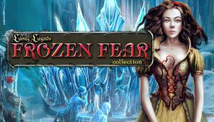 Living Legends: The Frozen Fear Collection cover