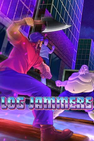 Log Jammers cover
