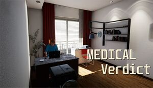 Medical verdict cover