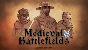 Medieval Battlefields - Black Edition cover