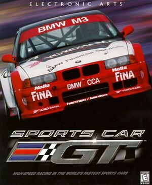 Sports Car GT cover