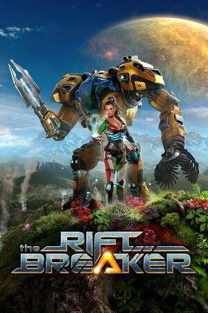 The Riftbreaker cover
