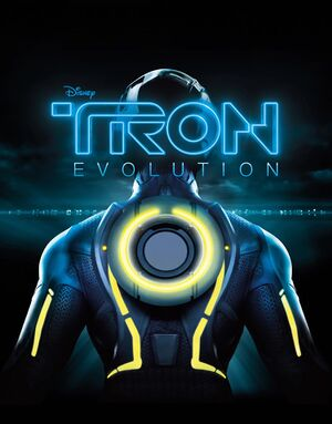 Tron: Evolution cover
