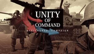 Unity of Command: Stalingrad Campaign cover