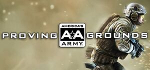 America's Army: Proving Grounds cover