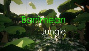 Barrimean Jungle cover
