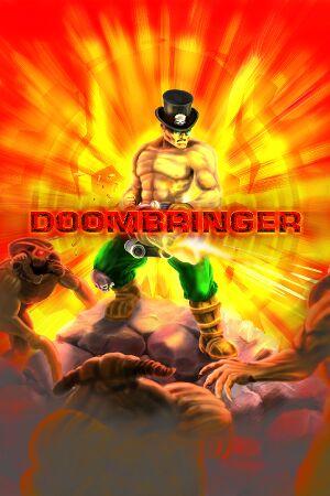 DOOMBRINGER cover