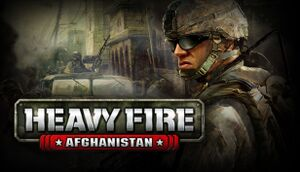Heavy Fire: Afghanistan cover