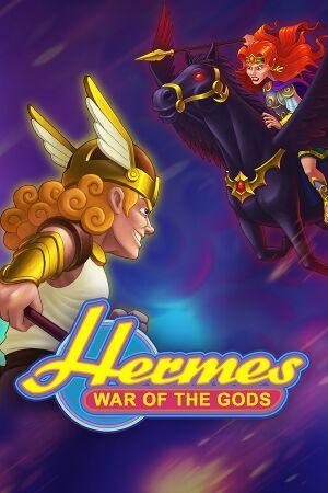 Hermes: War of the Gods cover
