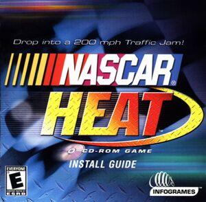 NASCAR Heat cover