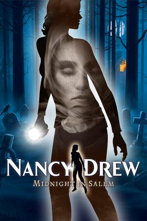 Nancy Drew: Midnight in Salem cover