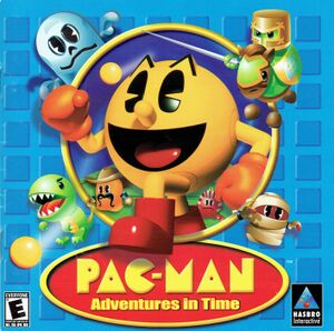Pac-Man: Adventures in Time cover