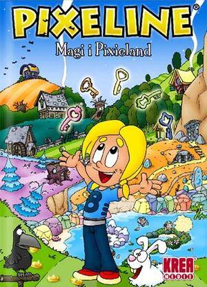 Pixeline: Magi i Pixieland cover