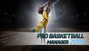 Pro Basketball Manager 2019 cover