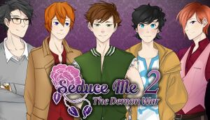 Seduce Me 2: The Demon War cover