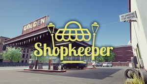 Shopkeeper cover