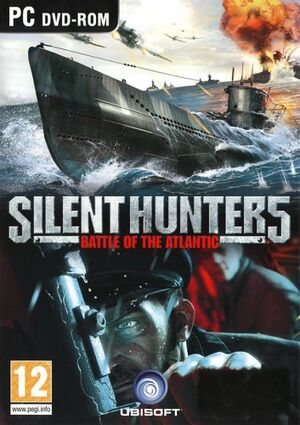 Silent Hunter 5: Battle of the Atlantic cover