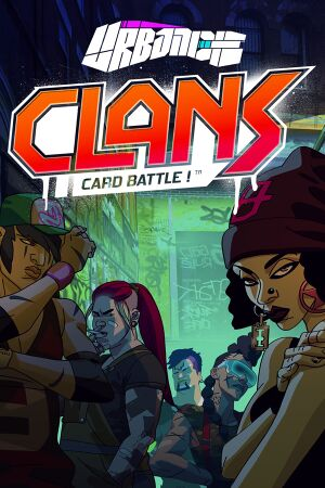 Urbance Clans Card Battle! cover