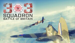 303 Squadron: Battle of Britain cover