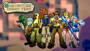 Adventure Dream Team cover