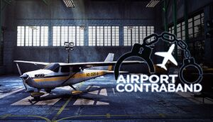 Airport Contraband cover