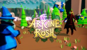Arkane Rush cover