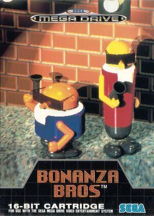 Bonanza Bros. cover