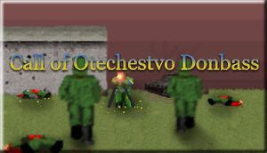 Call of Otechestvo Donbass cover