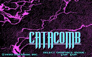 Catacomb cover