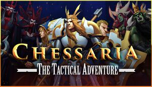 Chessaria: The Tactical Adventure cover