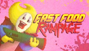 Fast Food Rampage cover