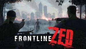 Frontline Zed cover