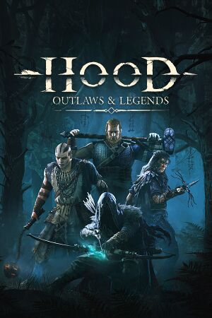Hood: Outlaws & Legends cover
