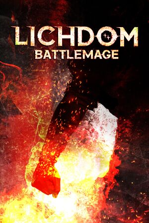 Lichdom: Battlemage cover